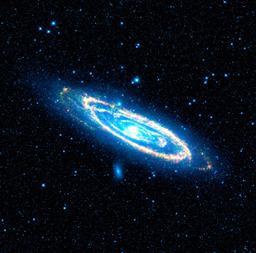 アンドロメダ銀河鮮明に捉える・広域赤外線探査衛星エアイズ.jpg